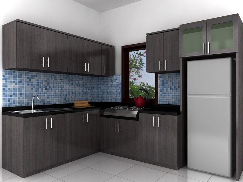 Kitchen set Inspirasi
