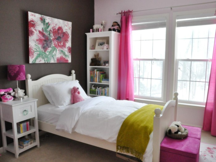 Bed Room Anak Perempuan HJ Interior Design #1 (minimalis)