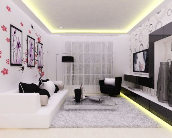 Living Room #3 HJ Interior Design