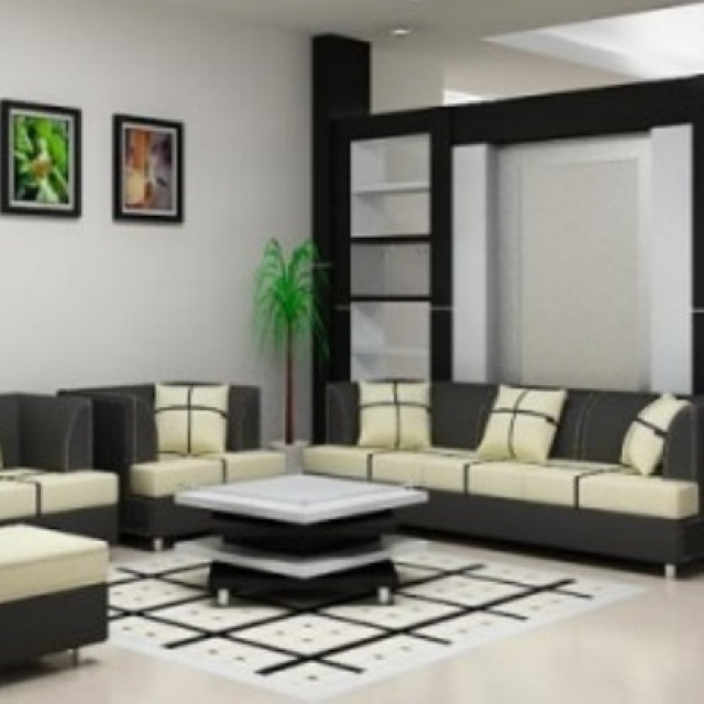 Living Room #4 HJ Interior Design