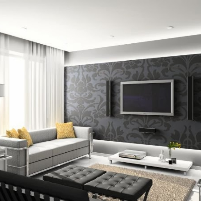 Living Room #5 HJ Interior Design